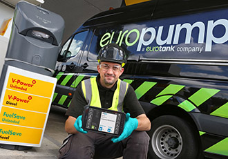 Transforming forecourt services with mobile technology