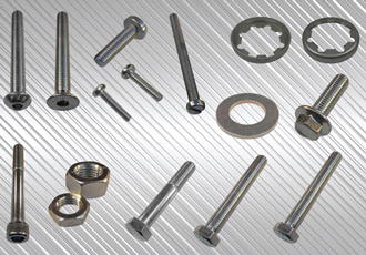 Stainless steel fasteners for high corrosion environments