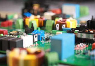 How can sustainability help electronic manufacturing?
