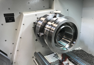 CNC combination lathe gives components more flexibility