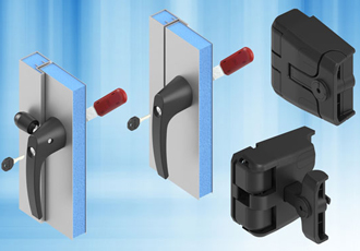 HVACR cabinet handles come with specialist installations