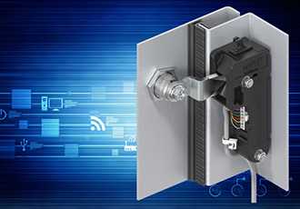 Updating mechanical locks to electronic security systems