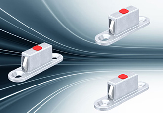 Robust D-Snap technology available in stainless steel