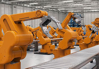 Innovation in factory automation and robotics