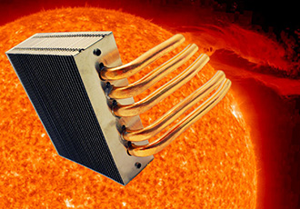 Heat pipes provide adaptable methods to cool hot components