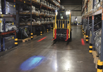 Innovative warehouse and logistics solutions