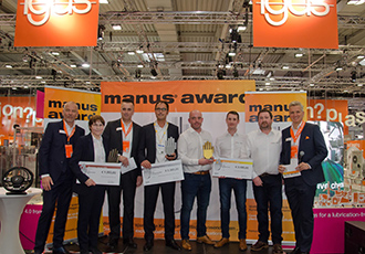Offshore inspection equipment from Scotland wins manus award