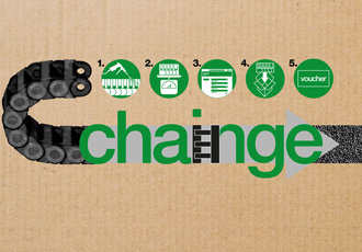 First recycling program worldwide for energy chains