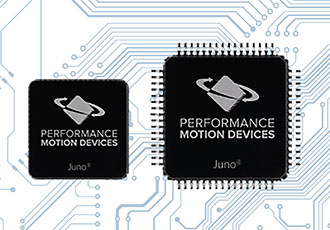 Compact high performance integrated circuits for torque control