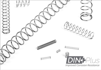 New DIN compression springs to meet UK needs