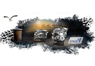 Mercedes-Benz MTU engines chosen for Stage V big trucks in Europe