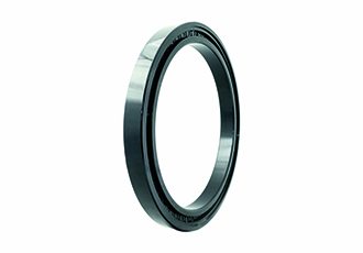 Bearings with black oxide finish for increased performance