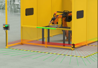 New line of compact safety laser scanners introduced