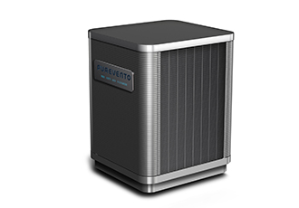 Mobile air purifiers for school yards, terraces and hotels