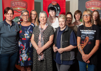 British manufacturer celebrates INWED
