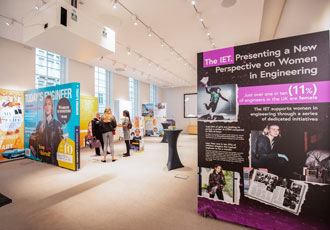 IET Venues celebrate International Women's Day