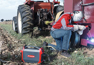 The welding challenges of agricultural technology