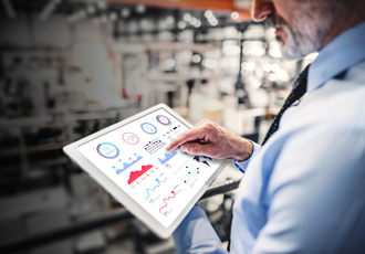 Connecting OT and IT infrastructure in manufacturing