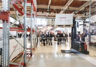 HANNOVER MESSE 2020: Digital transformation and logistics