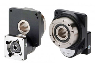 Innovative hollow shaft rotary actuators