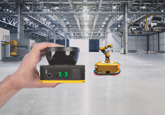 Conquering new frontiers with world's smallest safety laser scanner