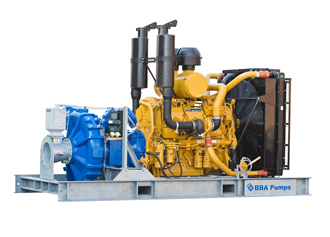 BBA Pumps bolt on pump package for offshore applications