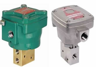 Emerson extend temperature range of ASCO solenoid valve for use in extreme conditions