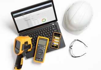 New Fluke Connect Assets makes preventive maintenance practices possible for all maintenance managers