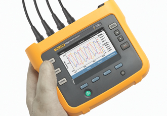 Three-Phase Power Logger delivers comprehensive data