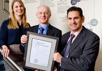 OSL's commitment to engineering talent recognised