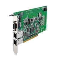 PCI universal card suits PC-based industrial automation