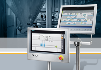 Operator control and monitoring in special environments