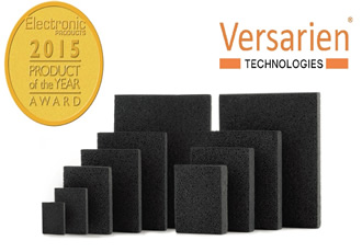 Versarien's Low Profile Heatsinks Gain Prestigious Industry Award