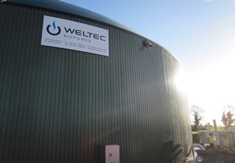 Weltec Biopower reports two new contracts