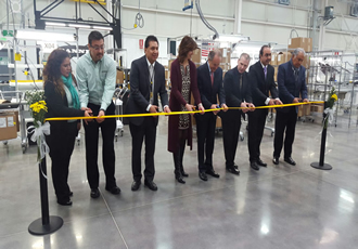 Banner Engineering Open Production Facility in Mexico