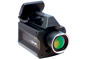 Thermal imaging cameras perform advanced inspections