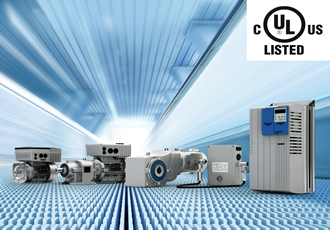 AC vector drives ULC certified for the Canadian market