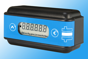 Battery-powered flowmeter meets IP65 specification