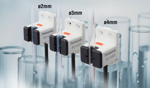 Flow sensors designed for laboratory automation