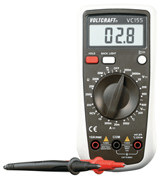 Digital multimeter hits north America market
