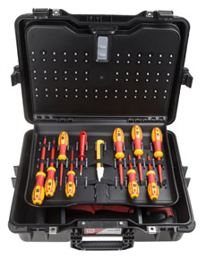 Tool kits support variety of requirements