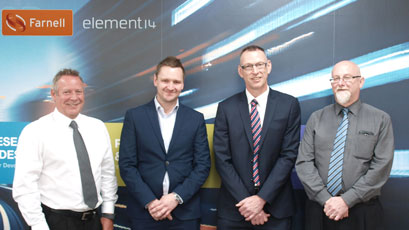 Farnell element14 signs European pact with IDEC