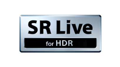 Waveform monitors support Live for HDR decode and display