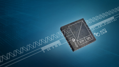 Flexible interpolation IC debuts at SPS in Nuremberg