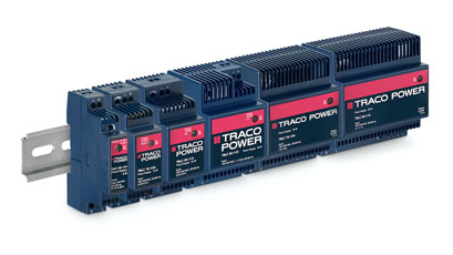 Power supplies series covers outputs from 6 to 90W