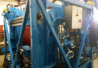 Brevini Supplies Reliable Solutions for ROV Handling
