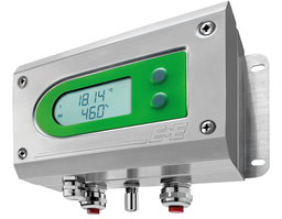 Humidity/temperature transmitter conforms to IECEx