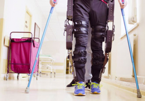 Rehabilitation exoskeletons: engineering mobility