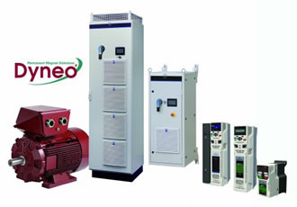 Emerson s dyneo motors and drives solutions for Emerson ultratech variable speed motor