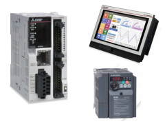 PLCs, HMIs bolster industrial automation range at Farnell